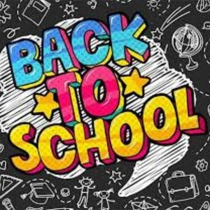 Back to School Blowout!